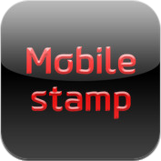 Mobile stamp